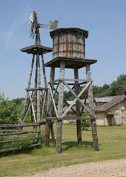 Forest_City_Stockade_Water_Tower